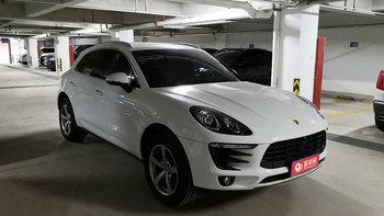 保时捷Macan婚车 (白色,可做头车)