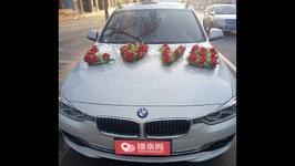 晋城宝马3系婚车租赁