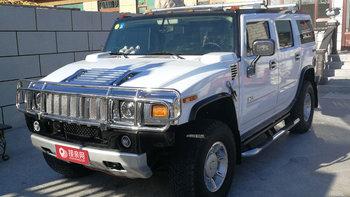 悍马H2婚车 (白色)