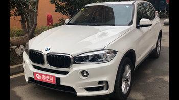 宝马X5婚车 (白色,可做头车)