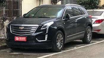 凯迪拉克XT5婚车 (黑色)