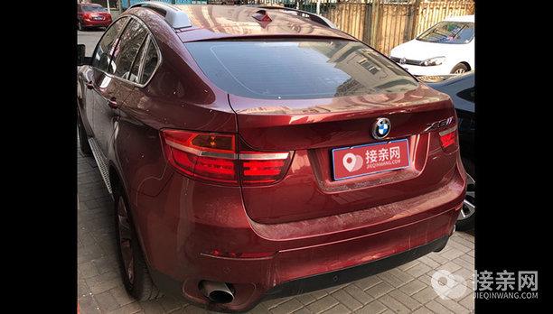 宝马X6婚车
