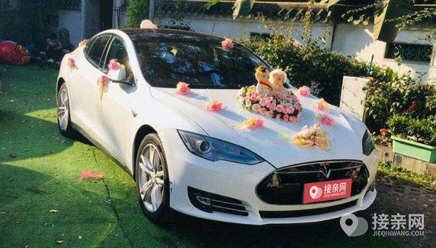 套餐特斯拉MODEL S+20辆宝马3系婚车