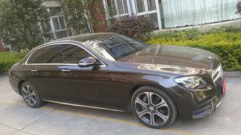 奔驰E级婚车 (棕色)