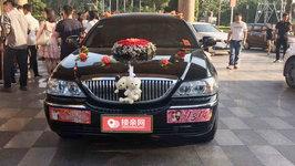 惠州林肯城市婚车租赁