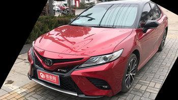 丰田凯美瑞婚车 (红色)