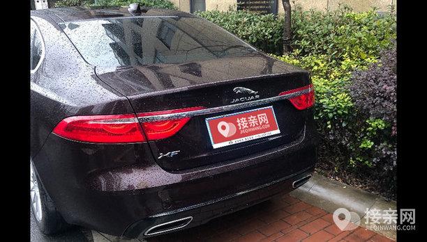 捷豹XFL婚车