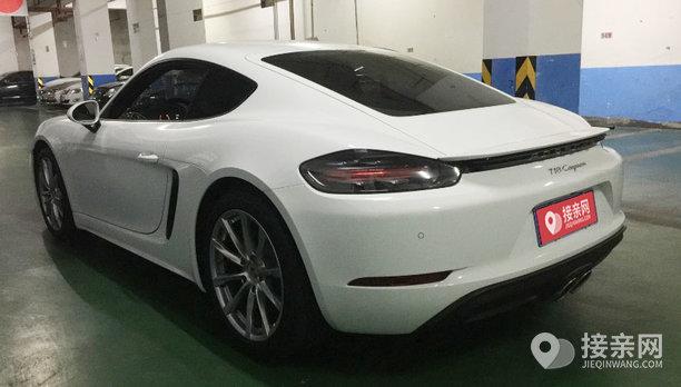 保时捷718婚车