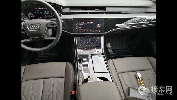 奥迪A8婚车