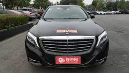 潮州奔驰S级婚车租赁