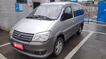 东风风行菱智婚车 (银色,可做头车)