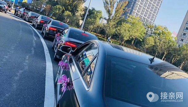 套餐玛莎拉蒂总裁+5辆奥迪A6L婚车