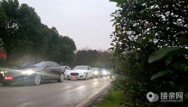 套餐捷豹XFL+13辆捷豹XFL婚车