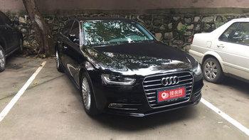 奥迪A4L婚车 (黑色,可做头车)