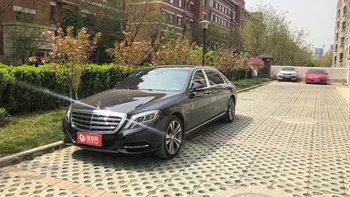 奔驰迈巴赫S级婚车 (黑色,可做头车)