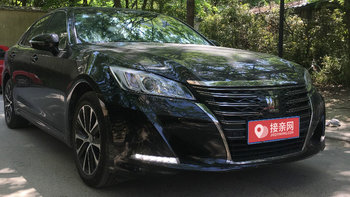 丰田皇冠婚车 (黑色,可做头车)