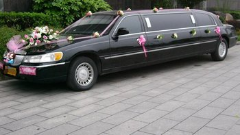 林肯MKC婚车 (黑色,可做头车)