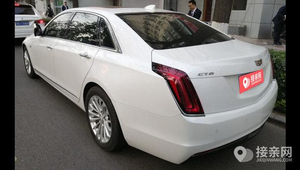 凯迪拉克CT6婚车