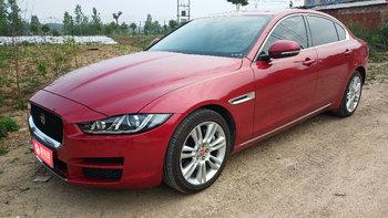 捷豹XE婚车 (红色,可做头车)