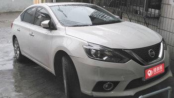 日产轩逸婚车 (白色,可做头车)