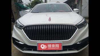 红旗H5婚车 (白色,可做头车)