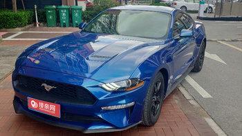 福特野马婚车 (蓝色)