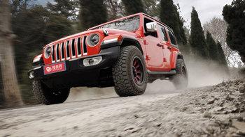 Jeep牧马人婚车 (橙色,可做头车)