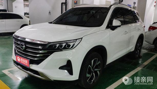广汽传祺GS5婚车