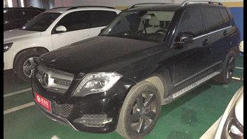 奔驰GLK级婚车 (黑色)