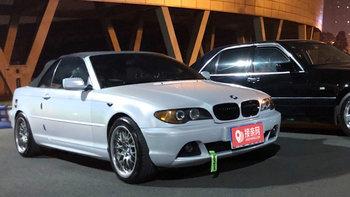 宝马3系敞篷婚车 (白色,可做头车)