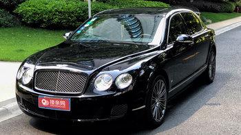 宾利飞驰当婚车出租大概3300元一次