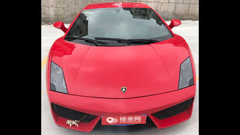 兰博基尼Gallardo婚车 (红色,可做头车)