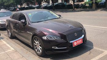 捷豹XJL婚车 (酒红色,可做头车)