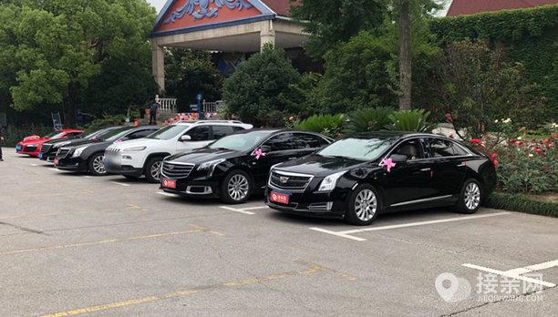 套餐奥迪R8+5辆凯迪拉克XTS婚车