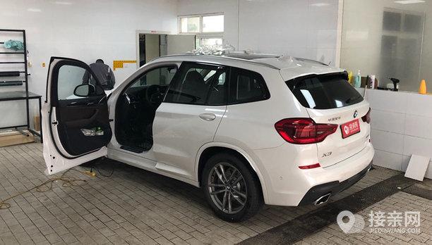 宝马X3婚车