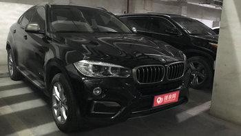 宝马X6婚车 (黑色,可做头车)