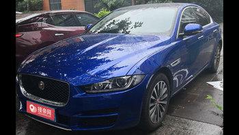 捷豹XE婚车 (蓝色,可做头车)