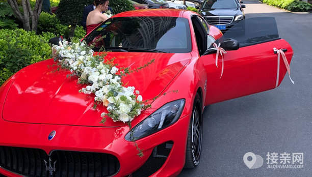 玛莎拉蒂GranTurismo婚车