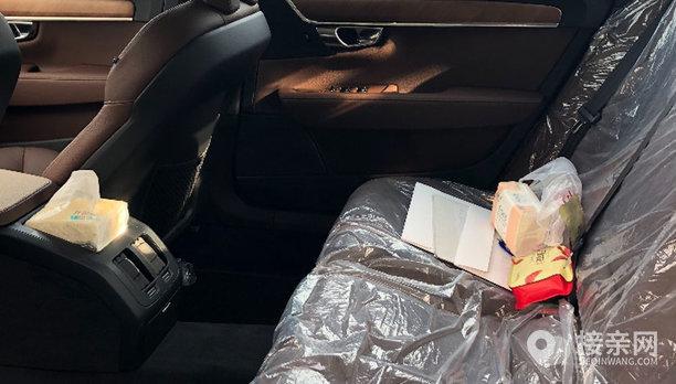 沃尔沃S90婚车
