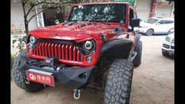 绵阳Jeep牧马人婚车租赁