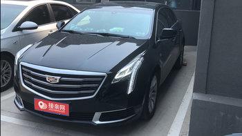 凯迪拉克XTS婚车 (黑色)