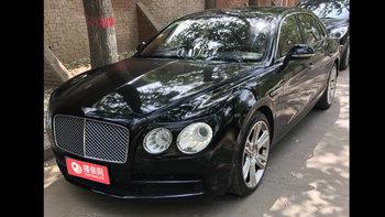 郑州婚车租赁价格一览表:宾利飞驰大约2288元