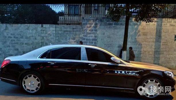 套餐迈巴赫迈巴赫+18辆奔驰E级婚车