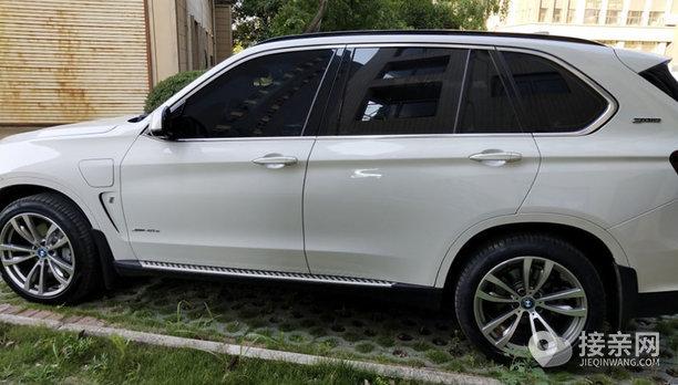 宝马X5婚车