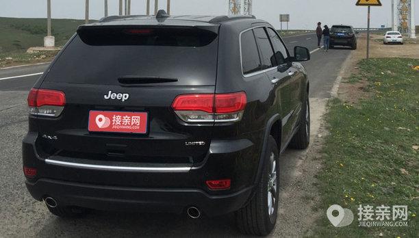 Jeep大切诺基婚车
