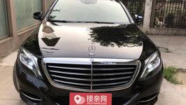 石家庄奔驰S级婚车租赁
