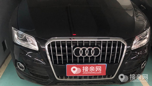 奥迪Q5婚车