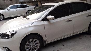 日产轩逸婚车 (白色)