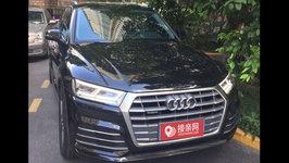 上海奥迪Q5L婚车租赁