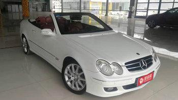 奔驰CLK级婚车 (白色,可做头车)